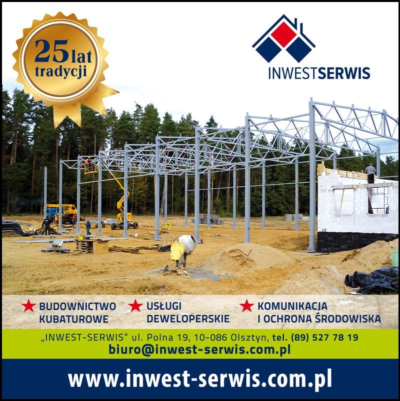 Banner Inwest-Serwis